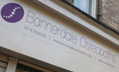 Bannerdale Osteopaths Sheffield
