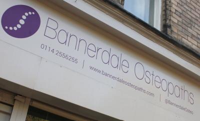 Bannerdale Osteopaths Sheffield